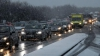 На США обрушилась снежная буря