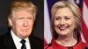 Опрос: Клинтон опережает Трампа на четыре процентных пункта
