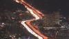В Лос-Анджелесе на День благодарения образовались километровые пробки
