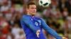 Форвард сборной Голландии потерял память во время матча