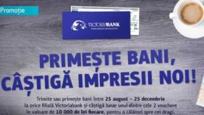 Клиенты VICTORIABANK выиграли по 10.000 лей для путешествий к близким