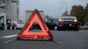 В секторе Буюкань столкнулось четыре автомобиля
