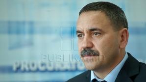 Срок ареста бывшего заместителя генпрокурора Андрея Пынти продлили на 30 суток