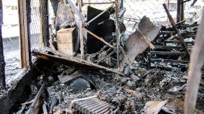 Минувшим вечером в двух сёлах были пожары: погибло двое мужчин