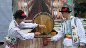 """Ежегодный праздник """"Фестиваль вина"""" прошел в Комрате"""