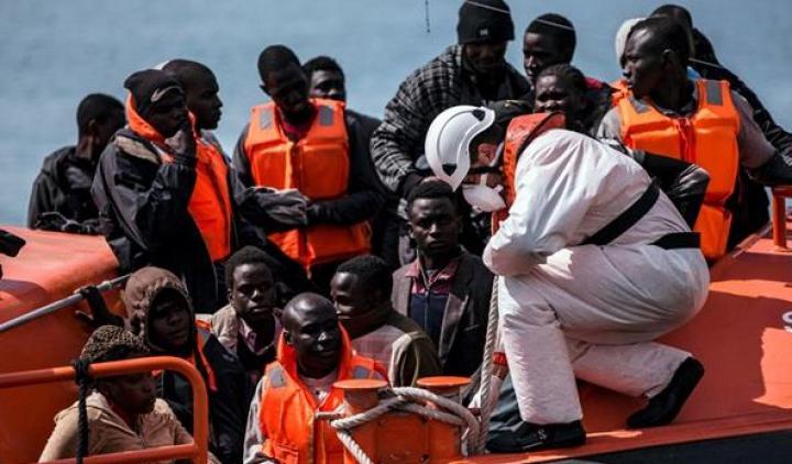 У берегов Ливии утонули 239 мигрантов
