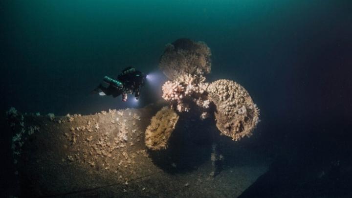 Со дна Яванского моря пропали три британских корабля