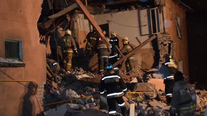 Жилой дом в Иванове, где произошёл взрыв, признан аварийным и будет снесён