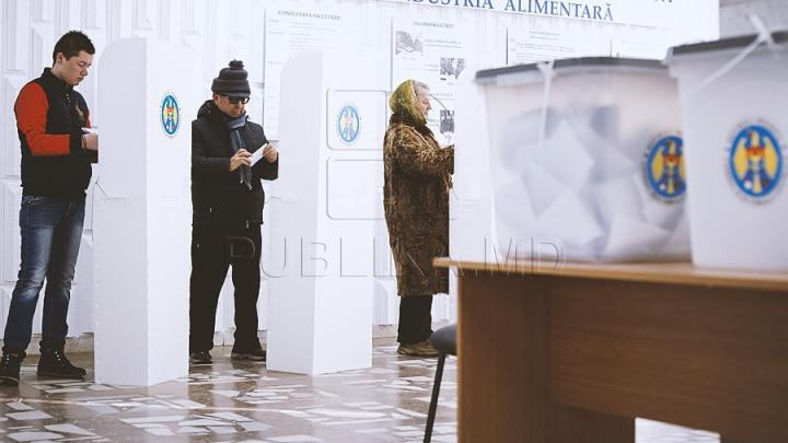 Второй тур президентских выборов: ЦИК сообщила, как голосуют в районах