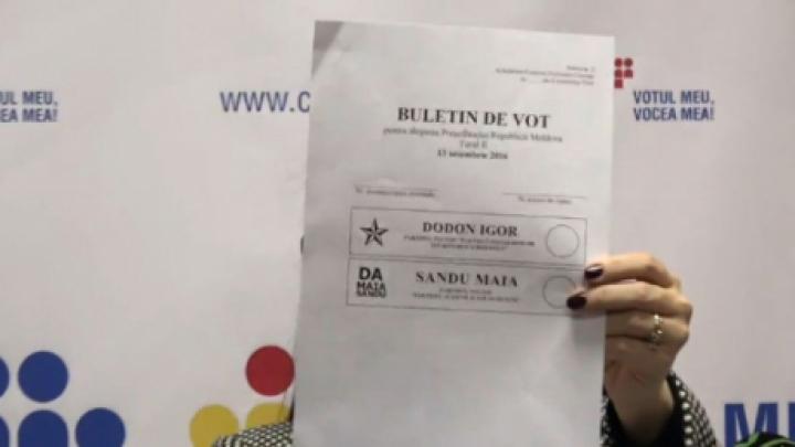 ЦИК: бюллетени для выборов начнут печать в субботу