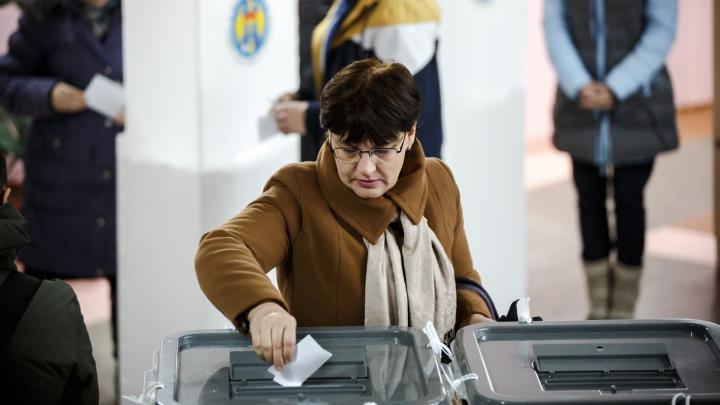 В каких районах больше проголосовали за Игоря Додона, и в каких за Майю Санду