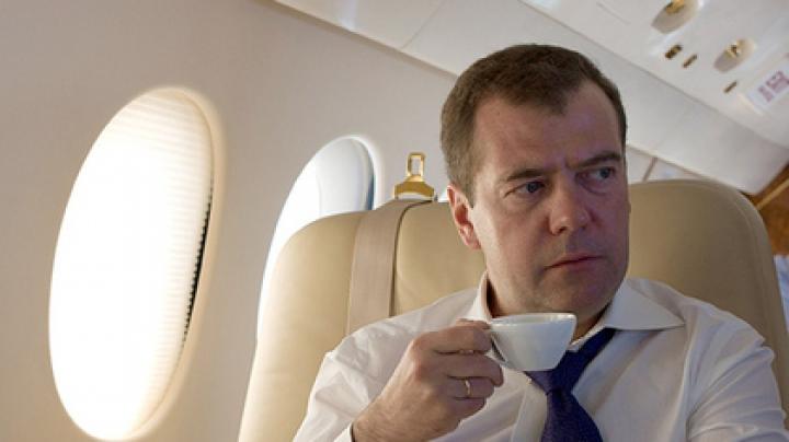 Медведев предложил кофе «американо» переименовать в «русиано»