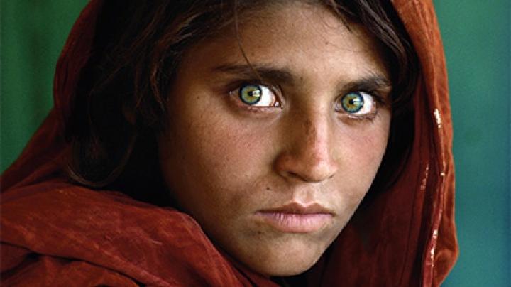 «Афганскую Мону Лизу» депортируют из Пакистана