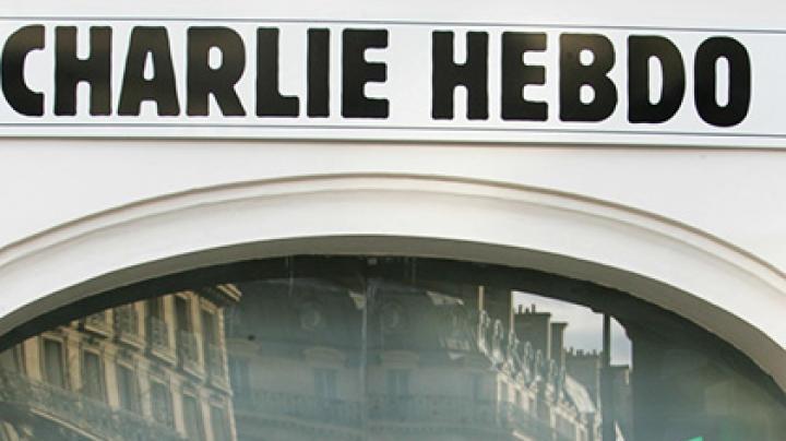 Charlie Hebdo вновь высмеял Трампа