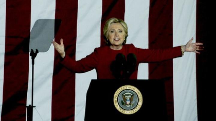СМИ спрогнозировали победу Клинтон в четырех ключевых штатах