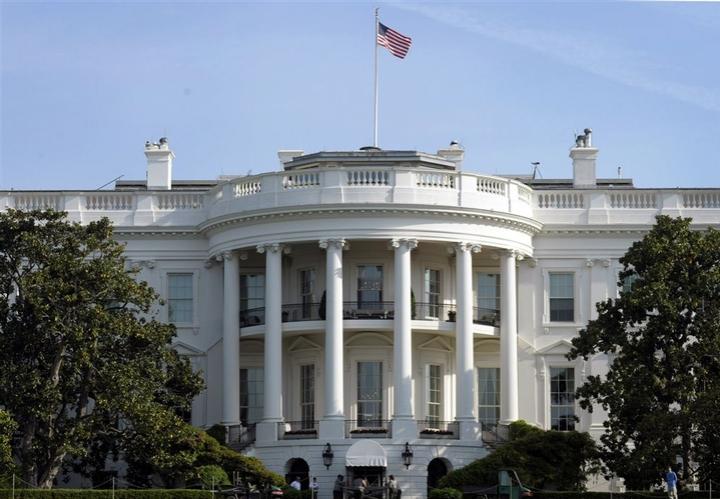 Трамп прибыл в Белый дом на встречу с Обамой