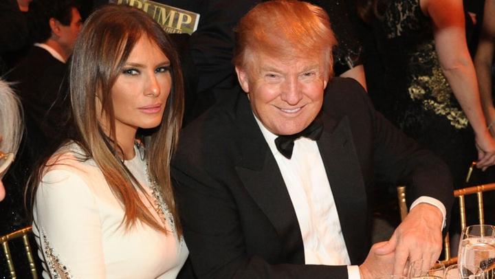 Трамп будет жить в Белом доме без жены