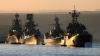 Российские корабли вышли в море из-за учений Украины у Крыма