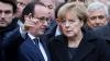 Меркель и Олланд заявили, что придется продлить антироссийские санкции