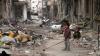 Правительственные войска Сирии контролируют 96% территории Алеппо