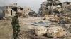 В христианском квартале Алеппо во время празднования победы прогремел взрыв
