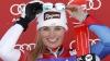 Лара Гут выиграла соревнования в гигантском слаломе в Лейк-Луисе