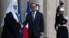 В Париже прошла встреча Олланда и патриарха Кирилла