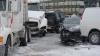 По меньшей мере 15 человек пострадали в результате цепной аварии на западе Канады