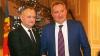 Дмитрий Рогозин провёл переговоры с президентом РМ Игорем Додоном