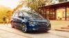 Honda показала первые изображения нового минивэна Odyssey