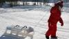 Снег еще не выпал, но родители уже ищут для своих детей подходящие санки