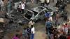 Взрыв в Багдаде унёс жизни 28 человек, ещё 54 пострадали