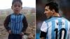 Лионель Месси встретился с юным болельщиком из Афганистана