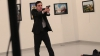 Стрелок, убившй посла Россиий в Турции, был в составе полицейской охраны