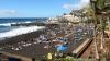 Небольшой частный самолет рухнул на пляже в Тенерифе