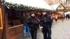 Рождественские ярмарки Праги теперь охраняют полицейские с автоматами
