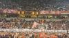 Тысячи сербских фанатов исполнили песню в память о жертвах катастрофы Ту-154