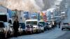 Огромные очереди образовались минувшей ночью на КПП Леушены-Албица