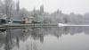 На Рождество в Великобритании принято купаться в озере Гайд-парка
