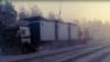 35 грузовиков застряли на трассе Сургут – Салехард из-за аномальных морозов