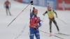 Чешка Коукалова выиграла масс-старт на этапе Кубка мира по биатлону