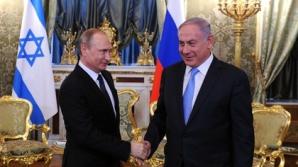 Премьер-министр Израиля заявил о договоренности с Путиным по Сирии