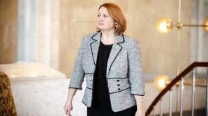 Министр труда Стелла Григораш - гостья ток-шоу Fabrika