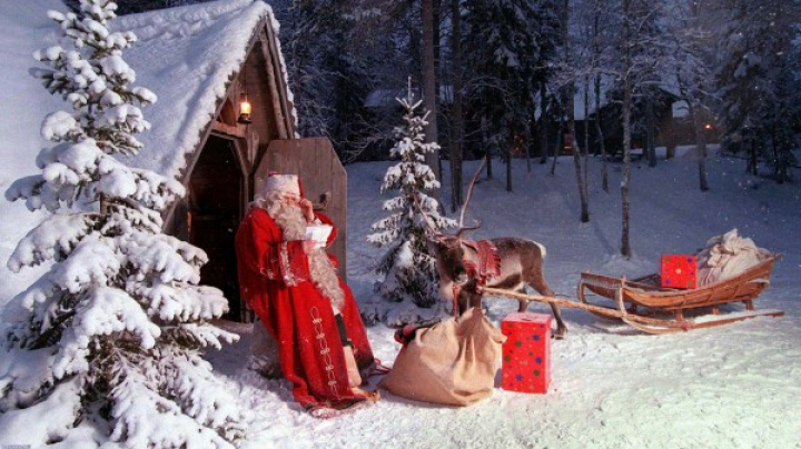 Ученые определили, в каком городе лучше всего жить Санта-Клаусу