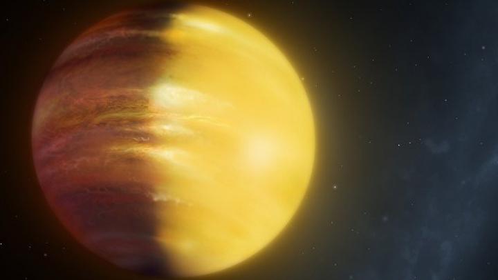 Астрономы нашли планету, где идут дожди из рубинов и сапфиров
