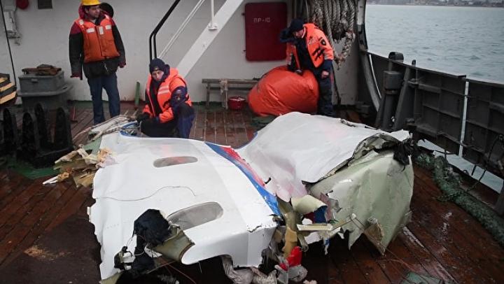 Министр транспорта заявил о нештатной работе техники на борту Ту-154