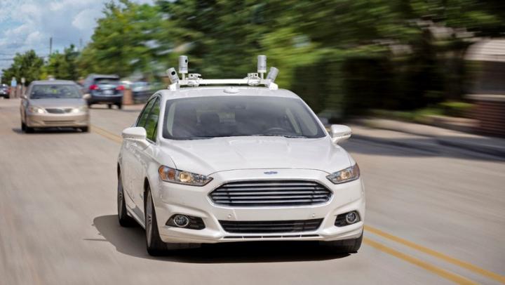 В США разрешили ездить на автомобилях без руля