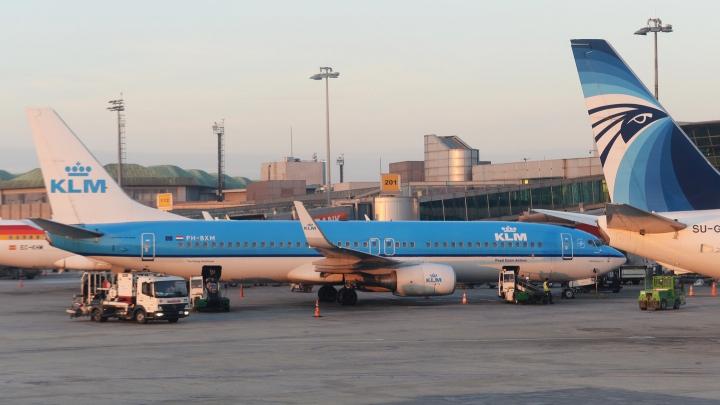 У пилота случился сердечный приступ на борту самолета из Глазго