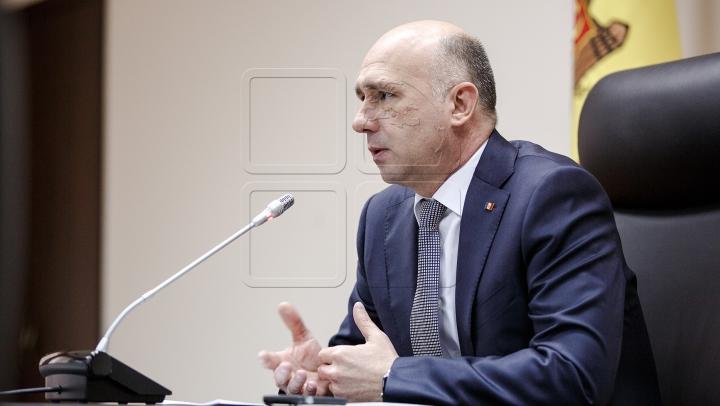 Премьер-министр записал видеообращение к жителям Молдовы