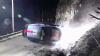 Очевидцы заснялик как гонщик сбил зрителя насмерть на ралли в Монте-Карло